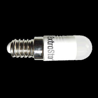 LAMPADINA LED E14 8SMD 2W LUCE CALDA//FREDDA FRIGO CAPPA