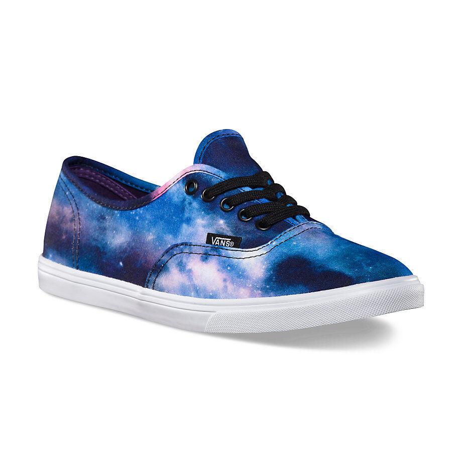 Vans Authentic Lo Pro shoe Cosmic Galaxy Blau Damenschuhe shoe Pro classic Trainers All Größes 2a67aa