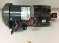 Ge Motor 5k49mn4110 1 Hp With Warner Clutch Brake Um 50 1020 Fbc 1725rpm Warranty