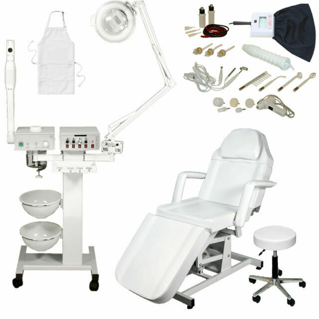 9 In 1 Facial Machine Aromatherapy Steamer Skin Care Spa Beauty Salon Equipment For Sale Online Ebay