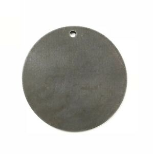 "AR500 12/"" X 1//2/"" Gong Hanger Steel Shooting Target NRA Action Pistol Plate"