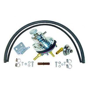 1x Sytec 1:1 Motorsport Adjustable Fuel Pressure Regulator (VK-MSV-RC1-S)