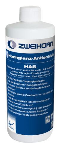 Hochglanz-Antischleier Wasserbasierend 1 Liter  **Blitzversand** HAS ZWEIHORN