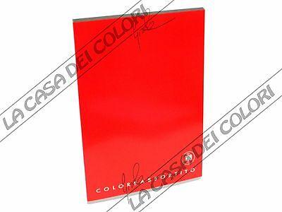 Top Quality - 1 Quaderno A4 - Rigo 1r (riga 1 Cm Senza Margine)
