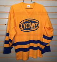 Brand Cyclones Hockey Jersey