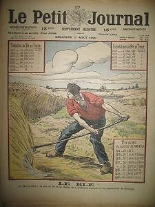 AGRICULTURE-PRODUCTION-IMPORTATIONS-ET-PRIX-DU-BLe-LE-PETIT-JOURNAL-1920