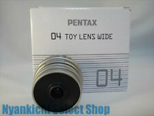 PENTAX Official  04 TOY LENS Wide Camera Lens for Pentax Q Mount 22097 NEW Japan