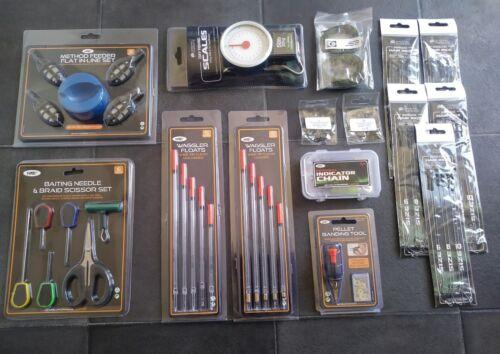 Carp Fishing Set Up Kit Starter Pack Floats scales hair rigs plus end set