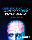 Criminological and Forensic Psychology by Helen Gavin (Paperback, 2013)