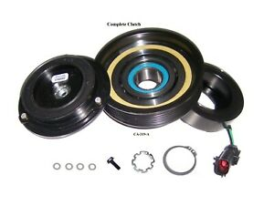 AC Maxsam Clutch Fits; Dodge Charger OE CompressorSee fitment in item details
