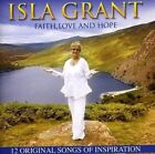Faith Love & Hope 0886975301225 by Isla Grant CD