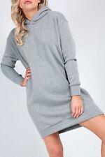 591e50d574 item 4 Ladies Womens Fleece Hooded Pullover Long Sleeves Sweatshirt Jumper  Mini Dress -Ladies Womens Fleece Hooded Pullover Long Sleeves Sweatshirt  Jumper ...