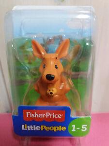 FISHER PRICE R6928//R6929 LITTLE PEOPLE CLICK /'N FUN BAUERNHOF NEU OVP!