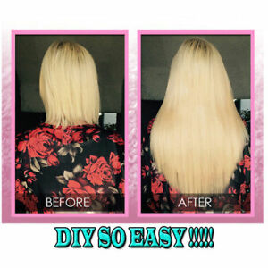 100-Real-Remy-Human-Micro-Beads-Stick-Tip-Hair-Extensions-Fast-Shipping-50-100g