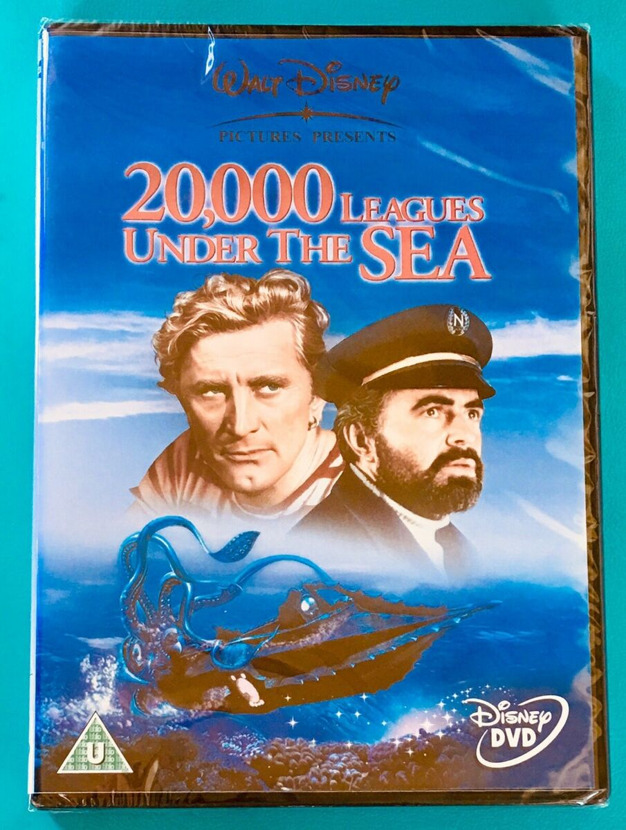 En Verdensomsejling Under Havet Dvd Drama Instruktor R