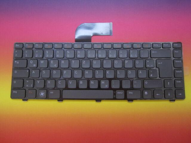 Keyboard De Dell XPS 15 L502x Vostro 3350 3550 N5050 N504 German 0W40RK Backlit