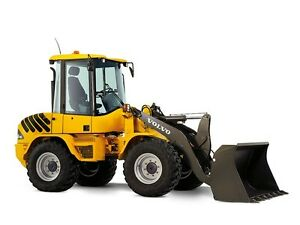 volvo l35b compact wheel loader service shop repair manual ebay rh ebay com volvo l35b pro manual Volvo L150E