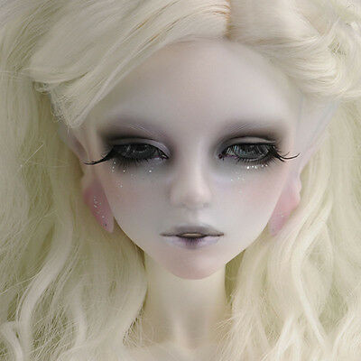 DOLLMORE NEW Mystic Doll - Glass Sea Mermaid; White Tara - LE20(FULLSET)