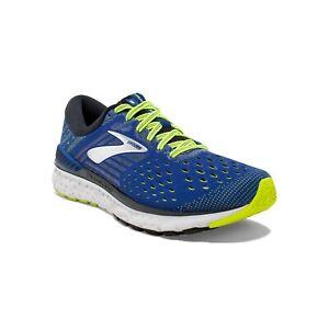 BROOKS-TRANSCEND-6-Scarpe-Running-Uomo-Support-Cushion-BLUE-NIGHTLIFE-110299-419