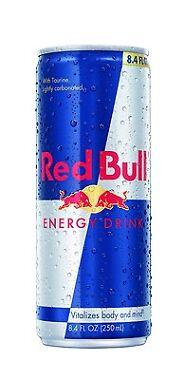 24-Pk. Red Bull Energy Drink 8.4 Ounce