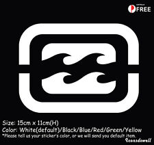 BILLABONG LOGO car graphic sticker decals Vinyl Best Present