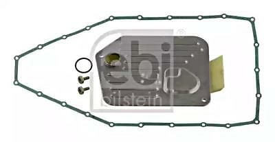 Fits BMW E32 E34 E38 E39 Transmission Filter Kit Febi 24341422419