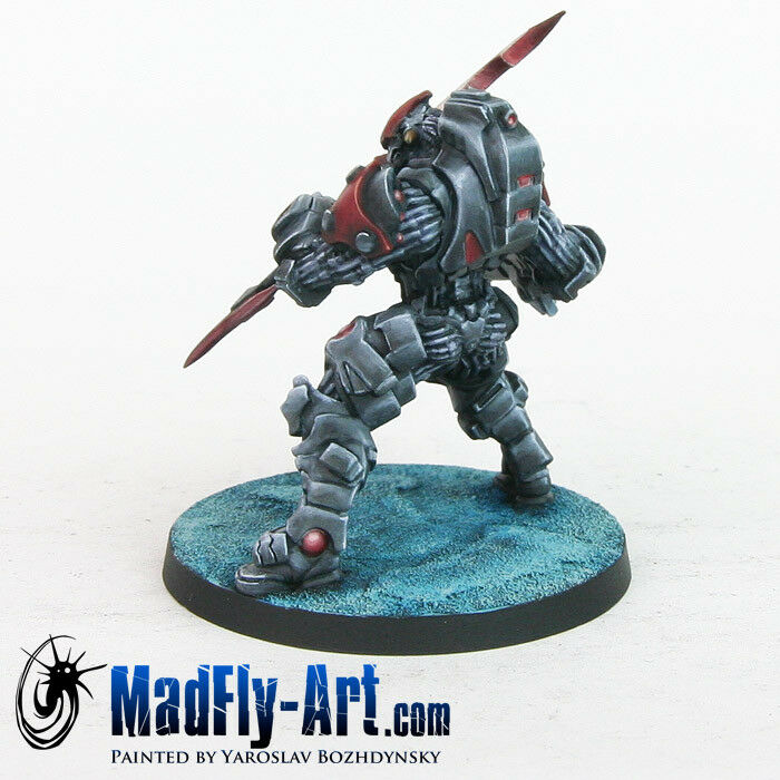 MadFly-Art Sogarat Tempest Regiment HMG MASTERS6 Infinity painted painted painted 239492