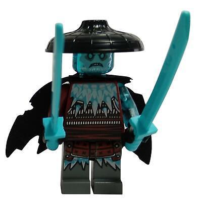 LEGO Ninjago Blizzard Sword Master Minifigure 70678 Secrets Forbidden Spinjitzu