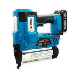 215055-KATSU-Industrial-Cordless-Nail-Gun-Stapler-Nailer-18VDC-2000mAh