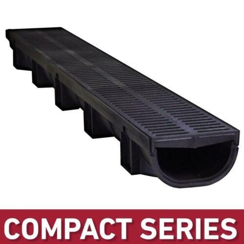 D X 39.4 In W X 3.2 In L Trench And Channel Drain With Compact Series 5.4 In
