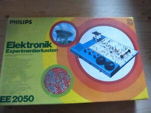 Philips EE2050 Elektronik Experimentierkasten - Hamburg, Deutschland - Philips EE2050 Elektronik Experimentierkasten - Hamburg, Deutschland