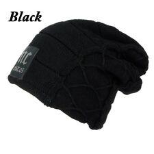 0a2f51d9d7a AKIZON Unisex Womens Mens S Camping Hat Winter Beanie Baggy Warm Wool Cap  Hot