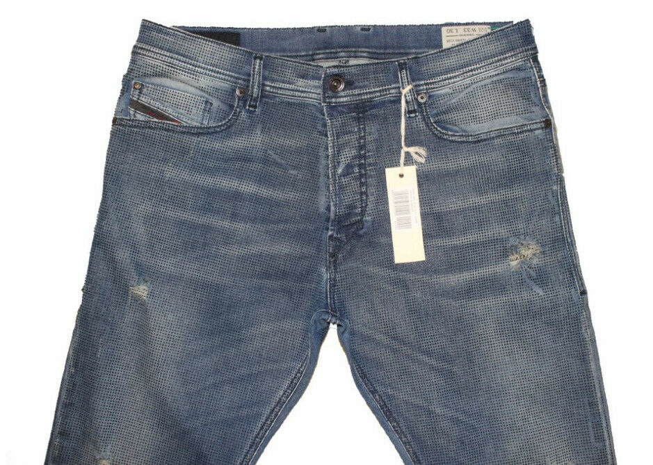 DIESEL TEPPHAR 0847L CARred JEANS W33 L30 100% AUTHENTIC