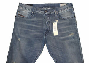 DIESEL-TEPPHAR-0847L-CARROT-JEANS-W34-L30-100-AUTHENTIC