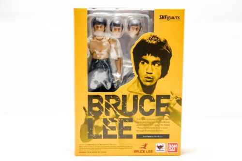 S.H.Figuarts Bruce Lee 75th Anniversary Yen Chen Action Figure Bandai Tamashii