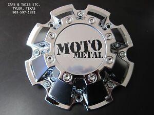 Moto-Metal-center-cap-M-793-Chrome-NEW-MOTO-METAL-962-center-cap-S809-10-13