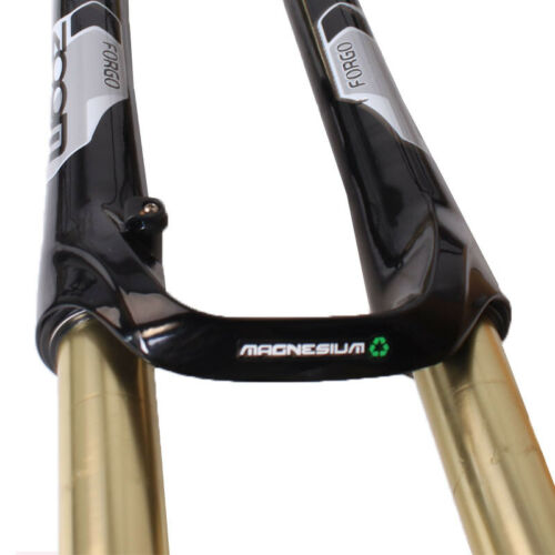 """26/"""" ZOOM MTB Downhill Suspension Fork Thru Axle Bicycle Mountain Bike Fork 680DH"""