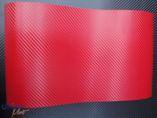 3D CARBON FIBRE VINYL WRAP TEXTURED CAR BIKE 13 COLOURS ALL SIZES BLACK GREY RED