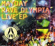 Members of Mayday Rave Olympia live EP (1994) [Maxi-CD]