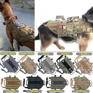 Training Dog Backpack