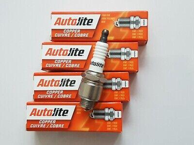 Willys MB GPW JEEP MODELS 41-71 Set de 4 bougies 6,12,24 volts Autolite 295