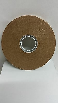 1 roll Custom 5 mil 3M 9672LE Adhesive Transfer Tape 0.25 in x 60 yds 300LSE