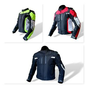 Giacca-moto-sportiva-Berik-G-10579-BK-quattro-stagioni-antiacqua-protezioni-CE