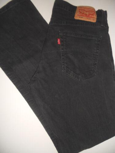 Jeans Droit Blackstone Slim Straight 32 X 33 Classic Bas Denim 514 Levi's 6qFSw