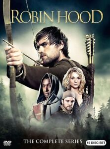 Robin Hood: Complete Series (REGION 1 DVD New) 883929653201