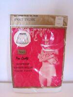 Vintage Sears Nip Sport Trunk Tricot Panty, Underwear, Size 10, 1970's