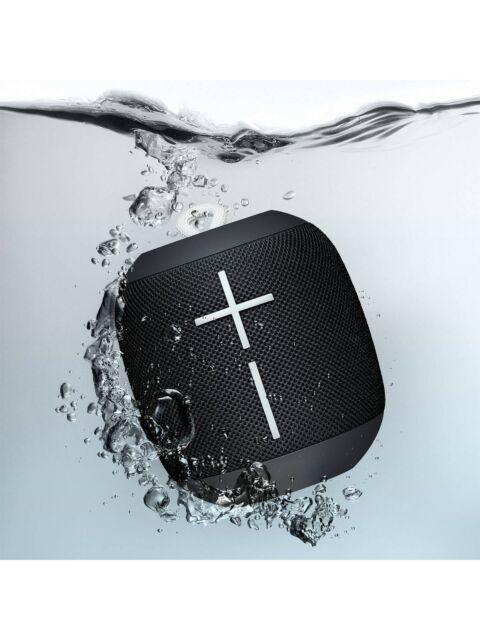 Ultimate Ears WONDERBOOM Bluetooth Waterproof Speaker - Phantom Black