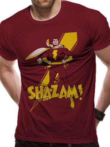 3177 Shazam T-Shirt Batman Superman Flash Justice League Green Lantern Wonder DC