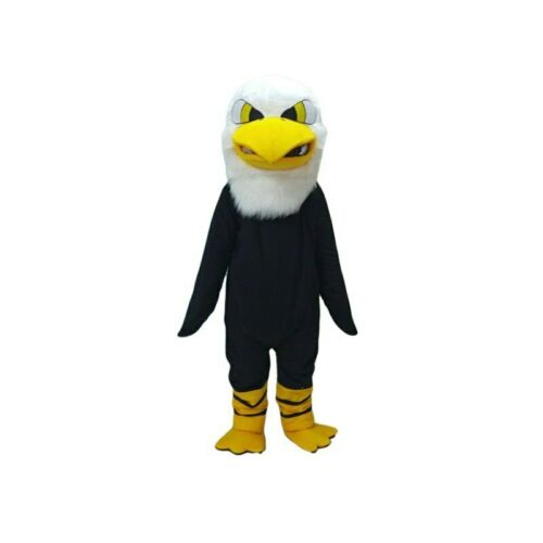 Hawk Mascot Costume Suit Cosplay Party Game Dress Outfit Halloween Adults Unisex