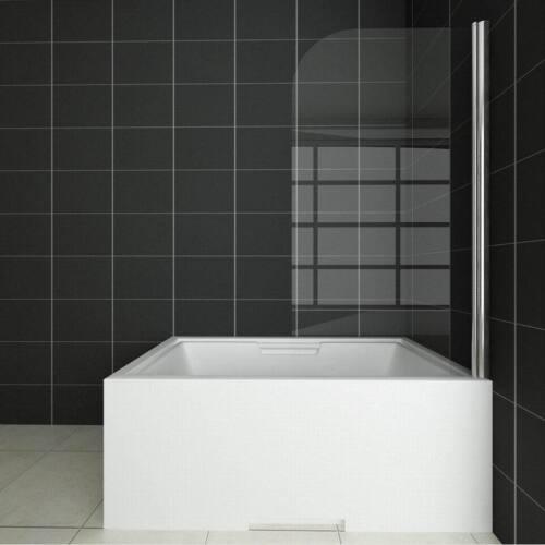 800x1500mm180?Pivot Chrome Bath Shower Screen Door panel B1E-15